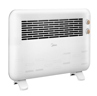 美的取暖器NDK22-15D1对衡式暖..
